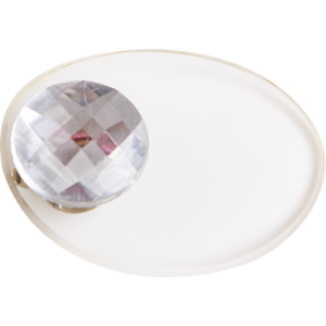 Image of Clipped Jewel Transparent